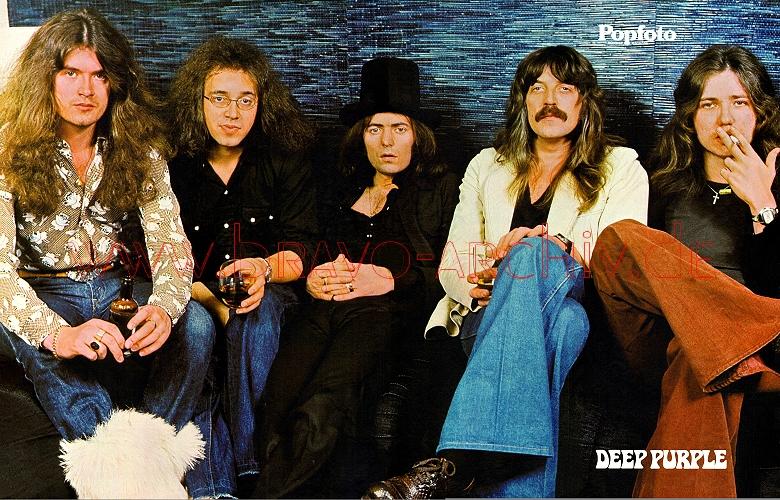 deep purple 1974 tour dates